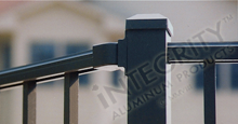 Horizontal Adjustable Rail Mounting