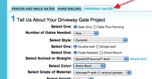 Fill Out An Easy Free Driveway Gate Quote Form