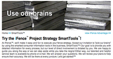 Online Software Tool To Access SmartTools For Aluminum Fence and Gate Projects