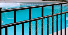 Santa Monica Aluminum Pool Fencing