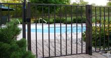 Ventura metal for Pool design ventura