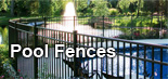 Aluminum pool fences