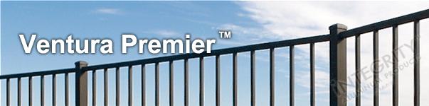 Ventura Ornamental Commercial Fence