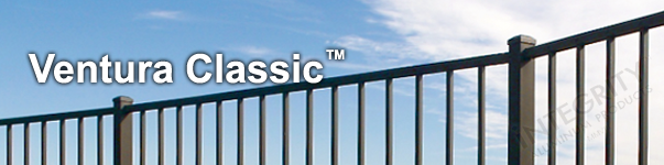Ventura Ornamental Residential Fence