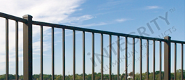 Ventura Commerical Grade Aluminum Fences