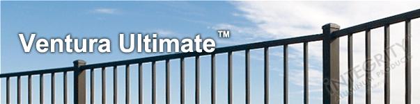 Ventura Ornamental Industrial Fence