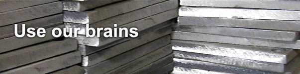 Aluminum Material That Is Turned Into Aluminum Gates and Fencing